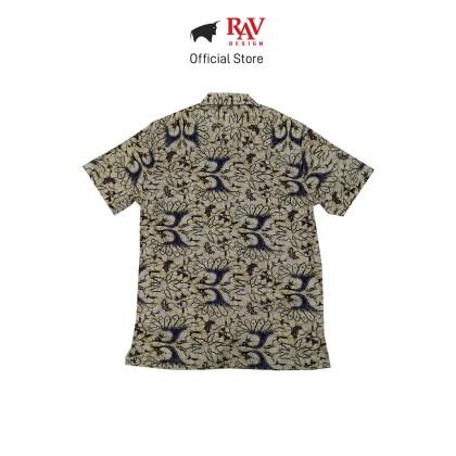 Rav Design 100% Cotton Woven Shirt Short Sleeve |RSS32433211