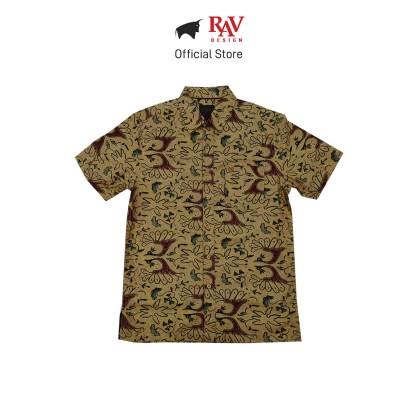 Rav Design 100% Cotton Woven Shirt Short Sleeve |RSS32433212