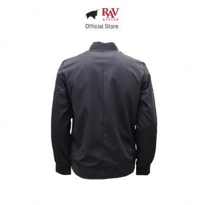 RAV DESIGN MEN'S JACKET BLACK |RLJ2845-258-1