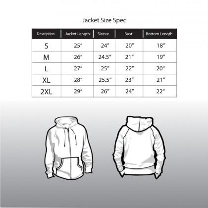 RAV DESIGN MEN'S JACKET BROWN |RLJ2845-258-2