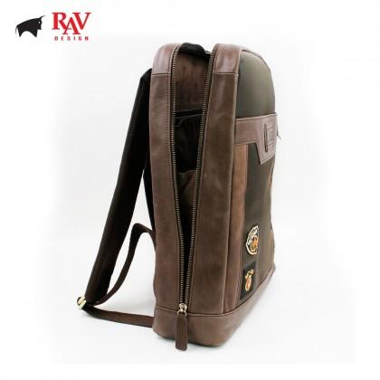RAV DESIGN MEN 100% LEATHER CASUAL BAG COLLECTION 2018 |RVC436G4