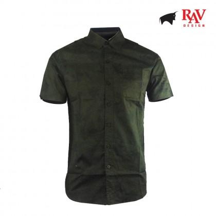 Rav Design Men's Business Regular Fit Shirt |RSS29621