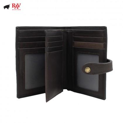 RAV DESIGN CANVAS MEN SHORT WALLET |RVW561G1