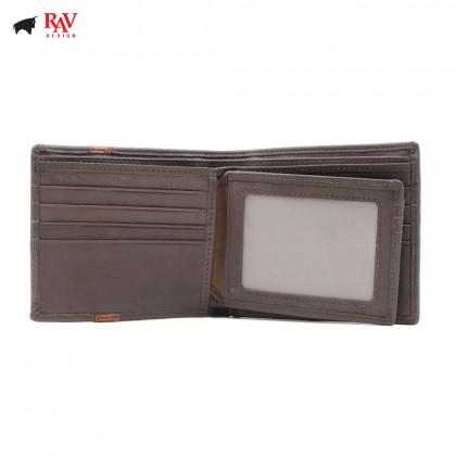 RAV DESIGN MEN ANTI-RFID SHORT WALLET |RVW560G1(B)