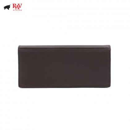 RAV DESIGN MEN ANTI-RFID LONG WALLET |RVW560G2(C)