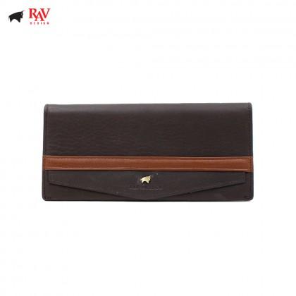 RAV DESIGN MEN ANTI-RFID LONG WALLET |RVW560G2(C)