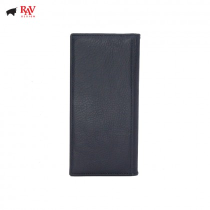 RAV DESIGN Leather Men Anti-RFID Long Wallet |RVW559G2(C)