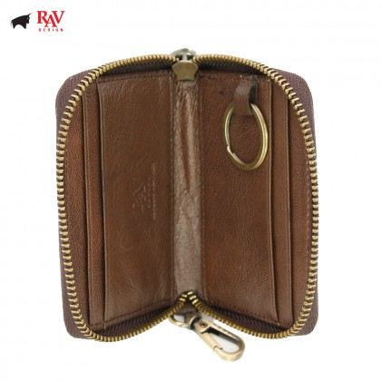 RAV DESIGN Leather Men Key Holder |RVK597G1