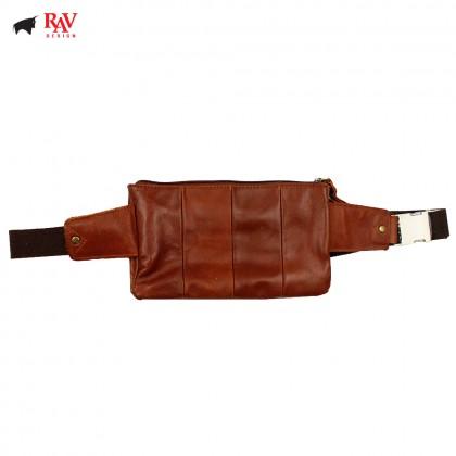 RAV DESIGN Leather Waist Bag |RVY450G2
