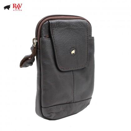 RAV DESIGN Leather Belt Pouch |RVP453G2