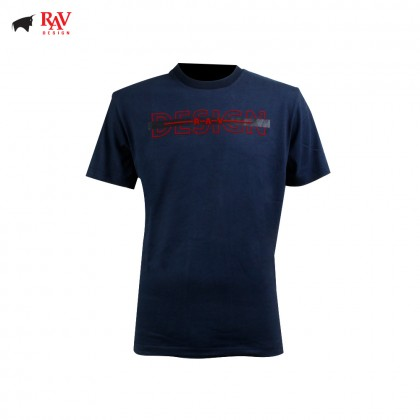 Rav Design 100% Cotton Short Sleeve T-Shirt Shirt |RRT3027209