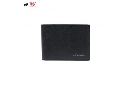 Rav Design Men Anti-RFID Leather Money Clipper Premium Edition |RVW611L3(C)
