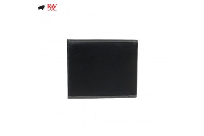 Rav Design Men Anti-RFID Leather Short Wallet Premium Edition |RVW608G1(A)