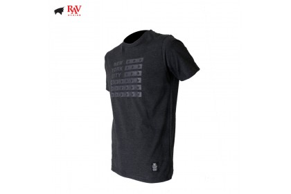 Rav Design 100% Cotton Short Sleeve T-Shirt Shirt |RRT3097209