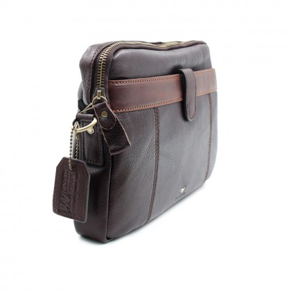 RAV DESIGN 's Men Clutch Genuine Leather |RVS467G2