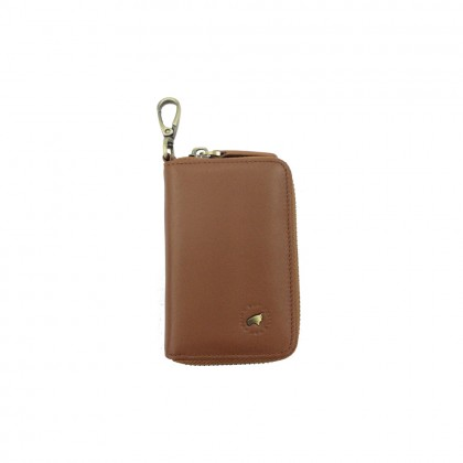 RAV DESIGN Men's Genuine Leather Key Holder |RVW667G3 (C)