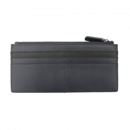 RAV DESIGN Men's Genuine Leather Anti-RFID Card Holder Wallet |RVW668G3 (D)