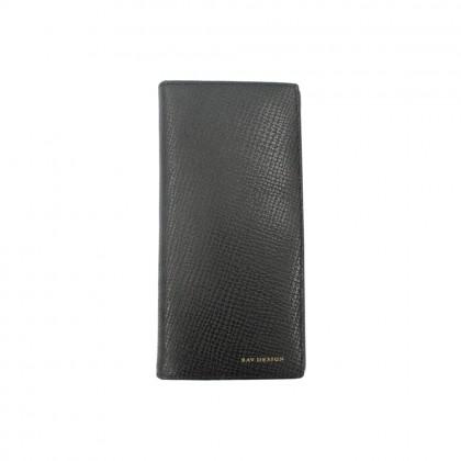 RAV DESIGN Men's Genuine Leather Anti-RFID Wallet |RVW669G2 (B)