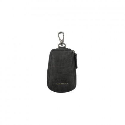 RAV DESIGN Men's Genuine Leather Key Holder |RVW669G3 (C)