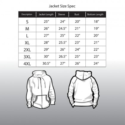RAV DESIGN MEN'S JACKET BLACK  |RLJ30732591