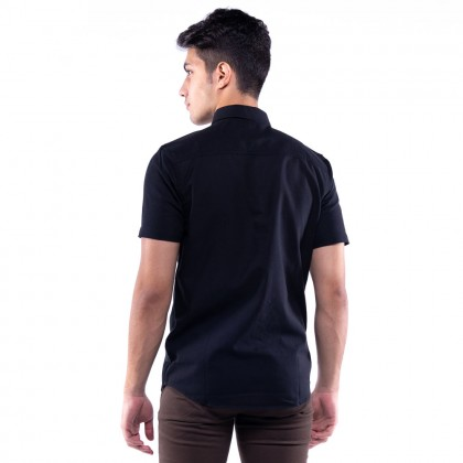 Rav Design 100% Cotton Woven Shirt Short Sleeve |RSS31433202