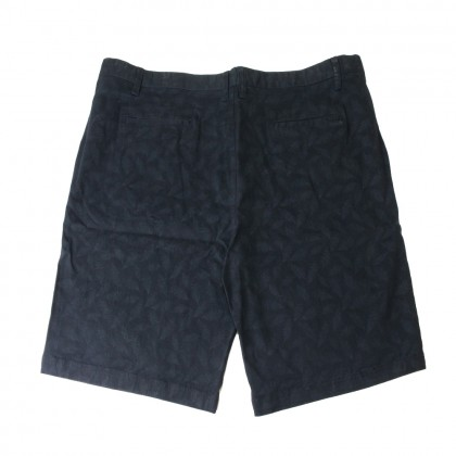 RAV DESIGN Men's Bermudas Short Pant Black |RSP3091B2092