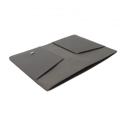 RAV DESIGN Men's Genuine Leather Anti-RFID Card Holder  RVW671G2 (B)