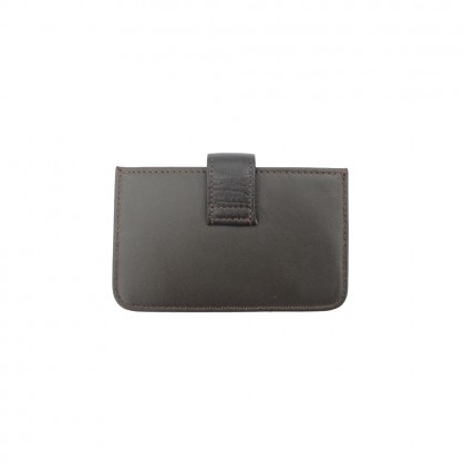 RAV DESIGN Men's Genuine Leather Anti-RFID Card Holder |RVW671G2 (C)