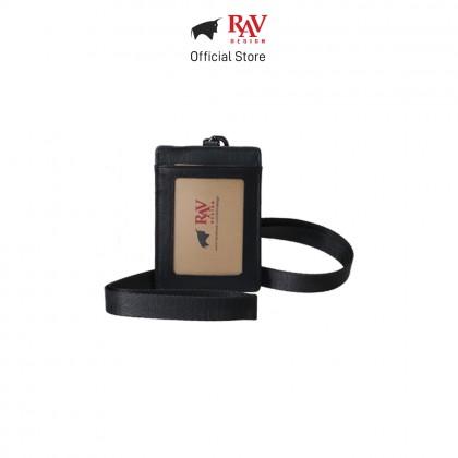 RAV DESIGN Men's Genuine Leather Wallet ID Card Holder |RVW662 Series