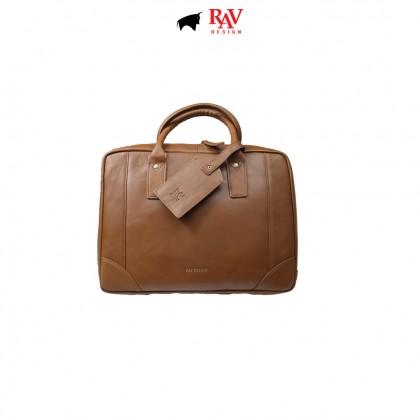 RAV DESIGN 100% Genuine Leather Tote Bag |RVC484G2 series