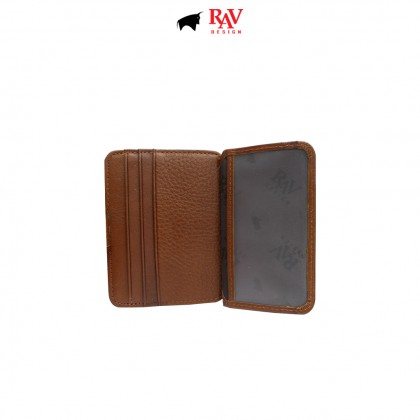 RAV DESIGN Leather Card Holder  RVH657G1
