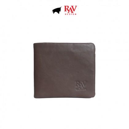 RAV DESIGN Men's Genuine Leather Wallet |RVW512 Series